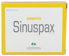 Sinuspax 60 Comprimidos Lehning