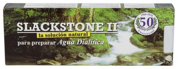 Slackstone Agua Dialitica Ii Ampollas