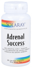 Solaray Adrenal Success 60 Cápsulas
