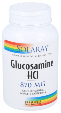 Glucosamina 870 Mg 90 Capsulas Solaray