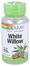 Solaray Sauce White Willow Bark 100 Cápsulas