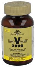 Solgar Vm 2000 90 Comprimidos - Farmacia Ribera