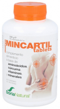 Mincartil Reforzado 180 Comprimidos Soria Natura - Soria Natural