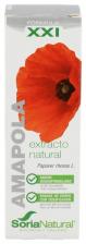 Soria Natural Amapola Extracto 50 Ml - Farmacia Ribera