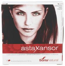 Soria Natural Astaxansor 30 Perlas - Farmacia Ribera