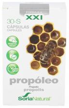 Cap. S 30 Propoleo Xxi 30 Cap.  - Soria Natural