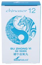 Soria Natural Chinasor 12 Bu Zhong Yi Qi Wan 30 Comp. - Farmacia Ribera