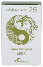 Soria Natural Chinasor 25 Jian Fei Wan 30 Comp. - Farmacia Ribera