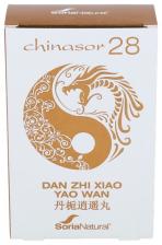 Soria Natural Chinasor 28 Dan Zhixiao Yao Wan 30 Comp. - Farmacia Ribera
