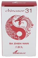 Soria Natural Chinasor 31 Ba Zhen Wan 30 Comp. - Farmacia Ribera