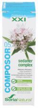 Soria Natural Composor 5 Sedaner Complex Gotas