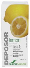 Soria Natural Deposor Limon 240C.C. - Farmacia Ribera