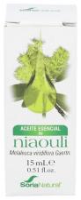 Soria Natural Esencia Niaouli 15Cc. - Farmacia Ribera