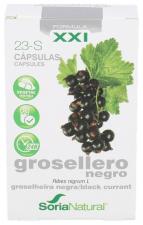Soria Natural Grosellero Negro 60 Cápsulas - Farmacia Ribera