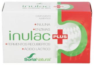 Soria Natural Inulac Plus 24 Comprimidos - Farmacia Ribera