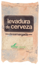 Soria Natural Levadura de Cerveza en Polvo.