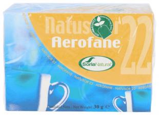 Soria Natural Nat.Inf.22 Aerofane 20Uni. - Farmacia Ribera