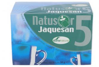 Soria Natural  Natusor N.5 Jaquesan 20 Infusiones - Farmacia Ribera