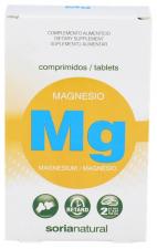 Soria Natural Retard Magnesio 30 Comp. - Farmacia Ribera