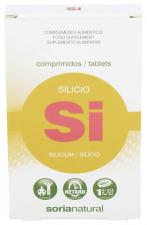 Soria Natural Retard Silicio 24 Comp. - Farmacia Ribera