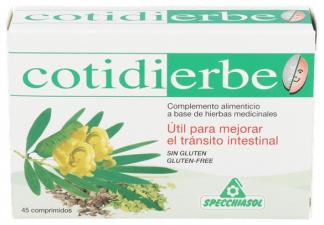 Cotidierbe 45 Comprimidos