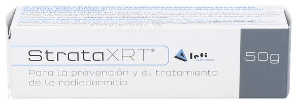 Strata Xrt Radiodermatitis Aposito Esteril 50 Gr - Farmacia Ribera