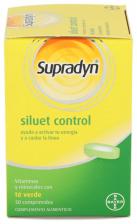 Supradyn Siluet Control Vitaminas Minerales Té Verde - Farmacia Ribera