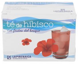 Te De Hibisco Con Frutos Del Bosque La Pirenaica