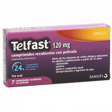 tomando benadryl y la salud de la próstata
