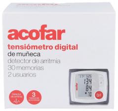 Tensiometro Digital Acofar Muñeca  Detector De A - Varios
