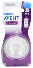 Tetina Natural Flujo Medio Avent Philips Recien - Philips Avent