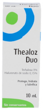 Thealoz Duo 10 Ml - Thea