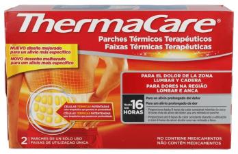 Thermacare Lumbar 2 Un - Pfizer