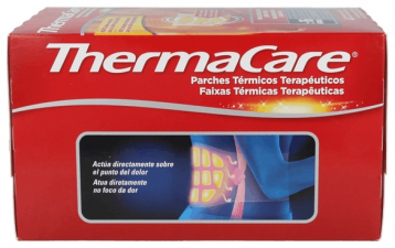 Thermacare Zona Lumbar Y Cadera Parches Termicos - Pfizer