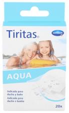 Tiritas Aqua 20 U - Varios