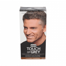 Touch Of Grey Tono Castaño 40 G