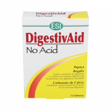 Trepat Diet Digestivaid No Acid 12 Comp