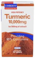 Turmeric 500Mg (Curcuma) 60Tabletas Lamberts