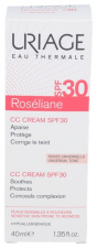 Uriage Roseliane Cc Cream 40Ml - Varios