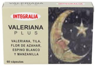 Valeriana Plus 60 Cap.  - Integralia