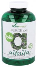 Verde De Alfalfa 300 Comprimidos Soria Natural