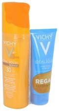 Vichy Ideal Soleil Spray Bronze Ip30+ Regalo After Sun
