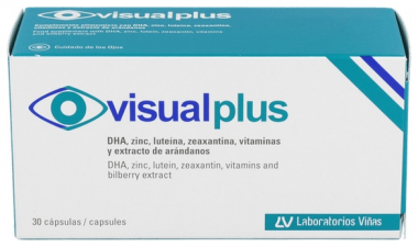 Visual Plus 30 Caps - Laboratorios Viñas