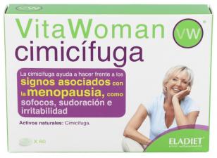 Vita Woman Cimicifuga 60 Comp. - Eladiet
