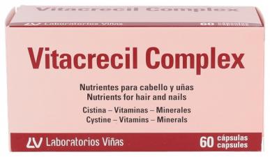 Vitacrecil Complex 60 Cápsulas