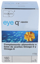 Eye-Q 500 Mg 180 Capsulas Viate - Vitae Natural - Farmacia Ribera
