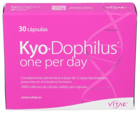 Kyodophilus One Per Day 30 Caps - Vitae Natural - Farmacia Ribera