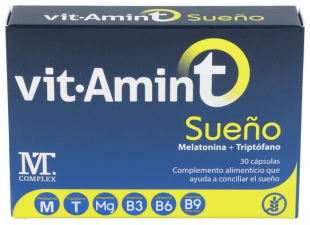 Vitamin-T Melatonina 1.9 Mg 30 Caps - Varios