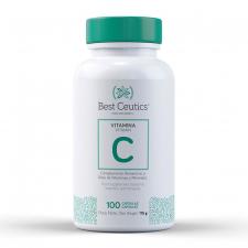 Best Ceutics Vitamina C 1000 mg. con Zinc 100 Cápsulas