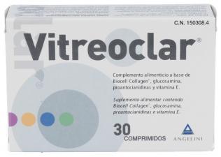 Vitreoclar 30 Comprimidos
